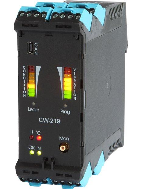 Vibrationsmonitor SYN-CW-219A/NC
