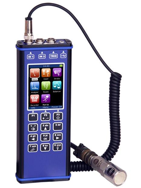 3-channel Schwingungsanalyzer A4300 - VA3