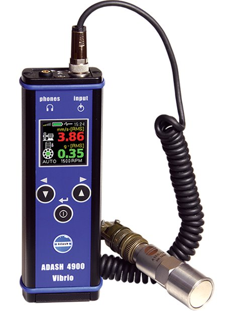 Vibration meters A4900 - Vibrio M