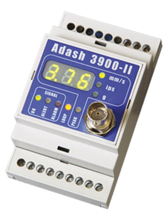 """On-Line"" vibration monitor A3900 II"