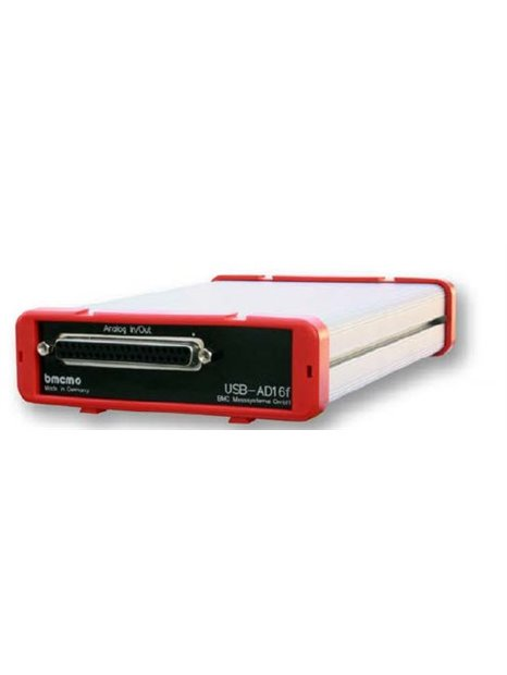 Cheap USB measurement technology (USB-AD16f)