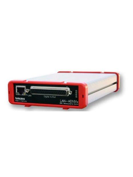 Günstige LAN Messtechnik (LAN-AD16f)
