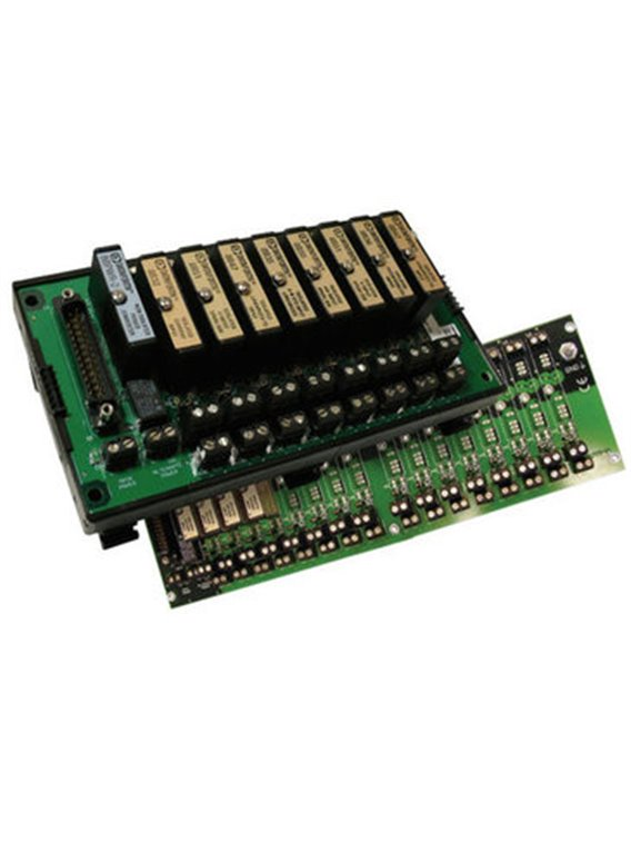 Backplanes & modules in 5 B technology