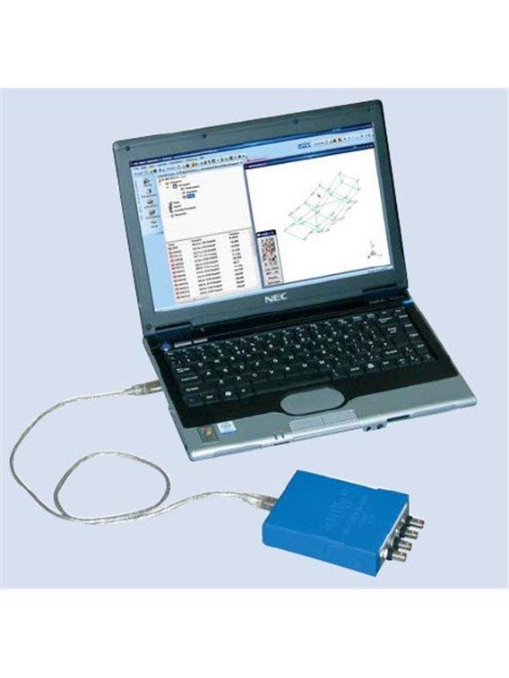 USB4 portabler Schwingungsanalysator