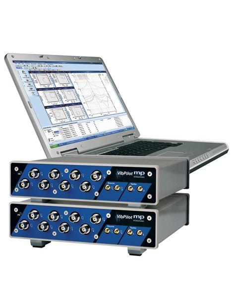 VibPilot portable measurement hardware