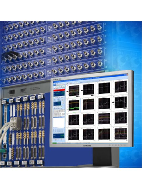 Multi-channel vibration control system