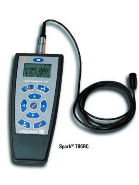 Noise dosimeters spark 703 / 706
