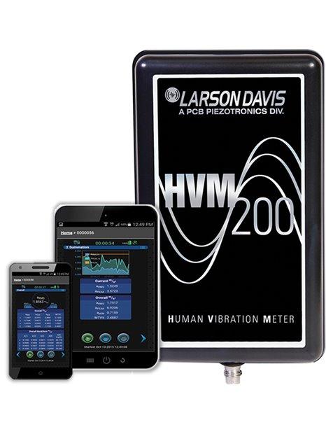 Humanschwingungsmessgerät HVM200