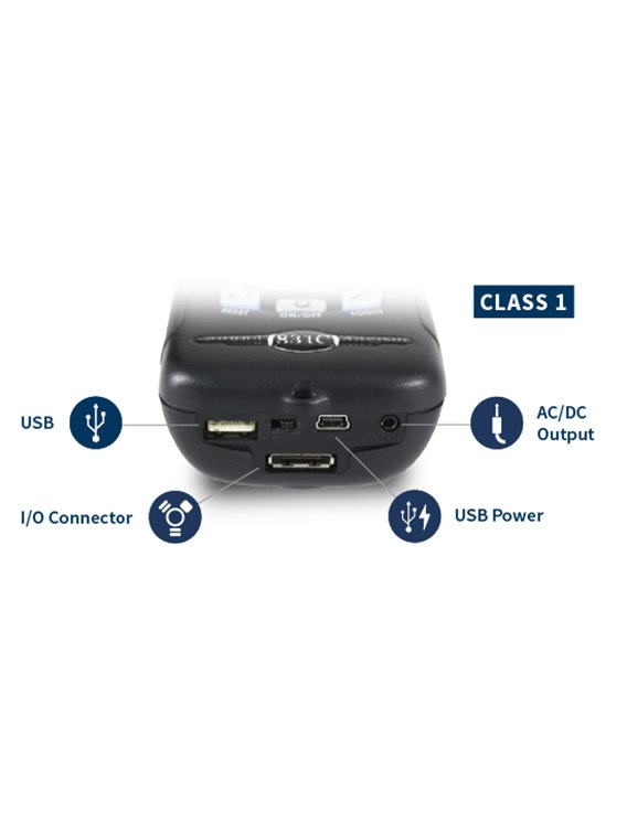 Precision sound level meter LD-831 C.