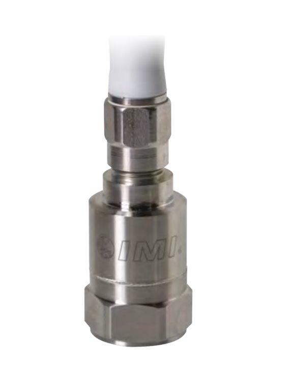 ICP® Beschleunigungssensor-Kit: PCB-(M)601A92 & 507QSXXXBZ