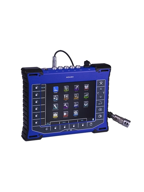 The new 8-channel vibration analyzer A4500 VA5 Pro