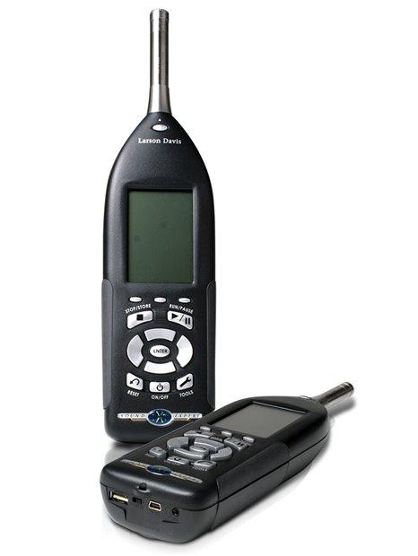 Präzisionsschallpegelmesser LD-SoundExpert LxT