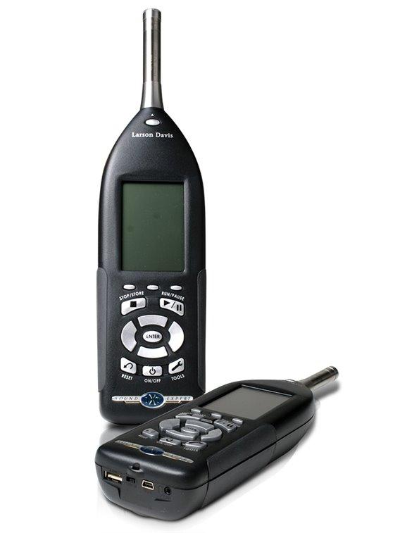 Precision sound level meter-LD-SoundExpert LxT