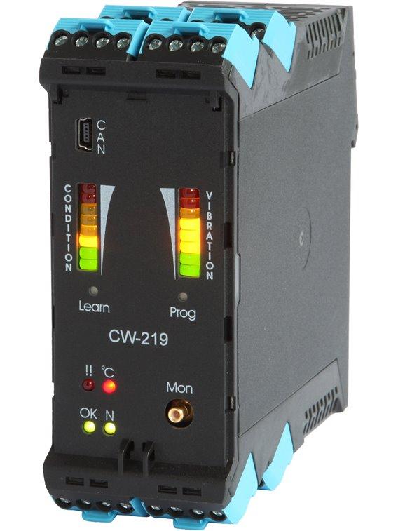 Vibration monitor SYN-CW-219 C / NC