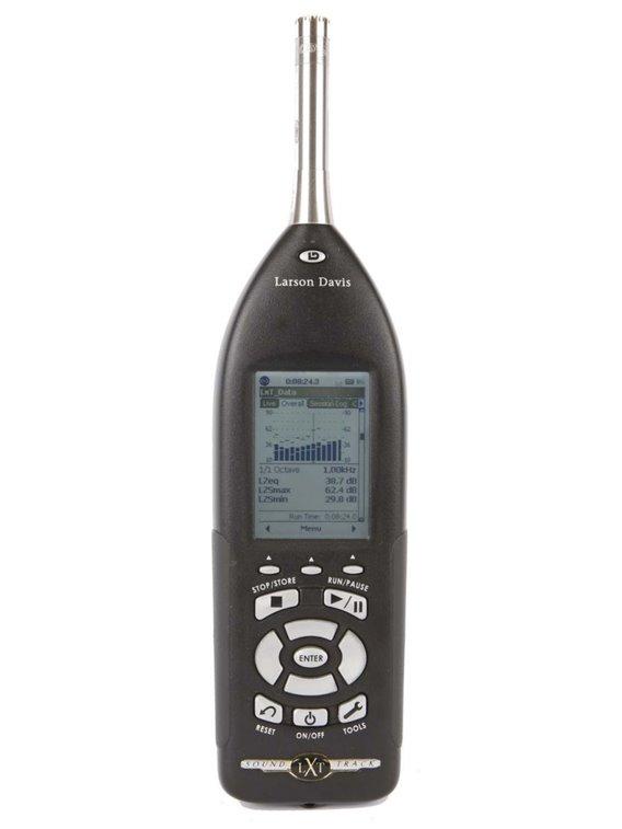 Präzisionsschallpegelmesser LD-SoundTrack LxT