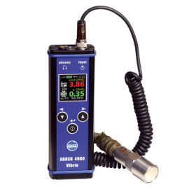 Vibration meters-