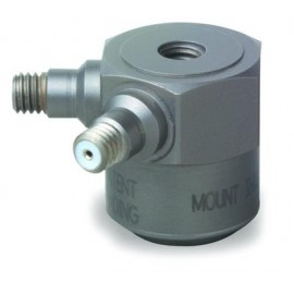 Piezoelectric impedance transducer