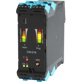 Machine status monitors — the failure of pump or...