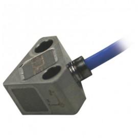 Piezoresistive high shock sensors